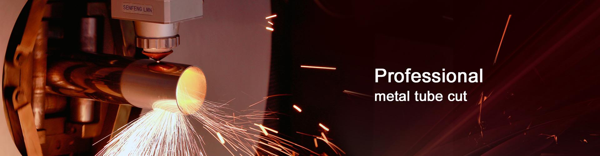 steel pipe laser cutter
