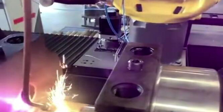 The Application of Laser Cladding Machine