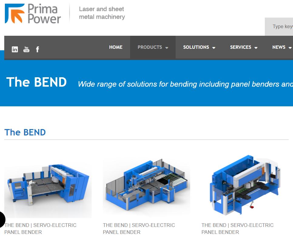 prima-bending