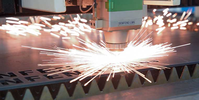 How to improve the efficiency of metal laser cutting machine?
