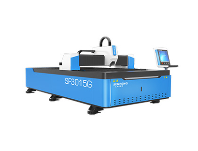 SF3015G metal sheet laser cutter