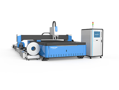 SF3015M Tube and sheet laser cutter